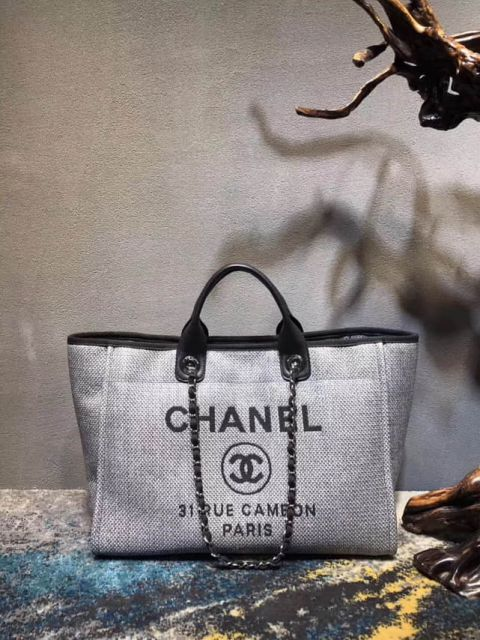 CC Canvas Shopping Bags Women Bags