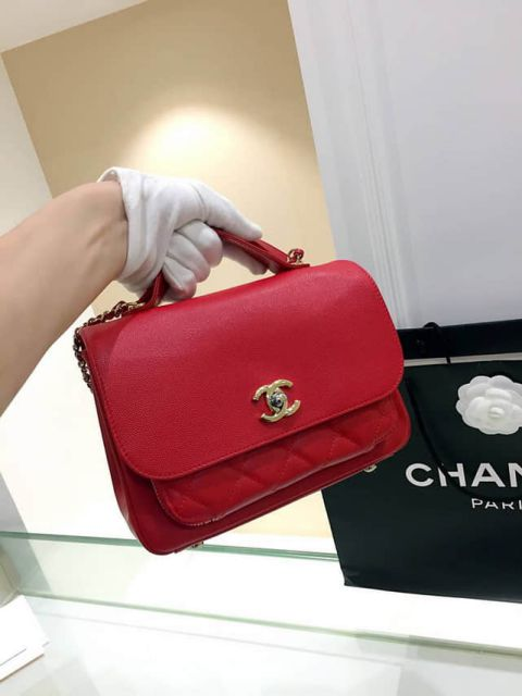 2017 CC Messenger Red Shoulder Bags Women Bags