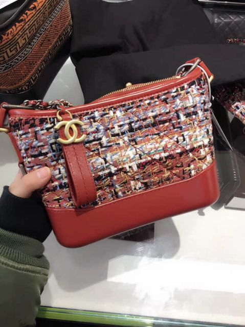 2018ss CC Gabrielle Red Backpack Bags Women Bags