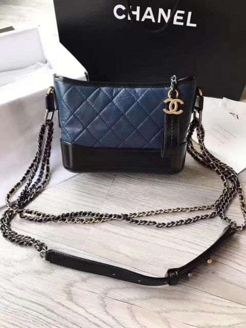 CC Blue Black GABRIELLE Small Shoulder Bags Women Bags