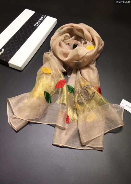 CC 18 Silk Women Scarves