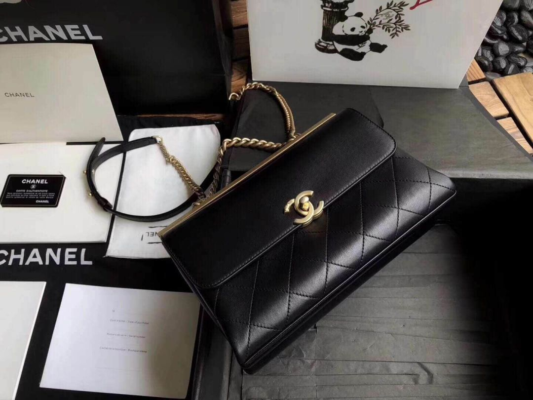 CC 18 Vintage Chain Shoulder Bags Women Bags