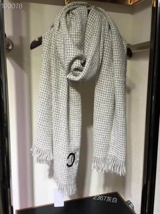CC Embroidery Women Scarves