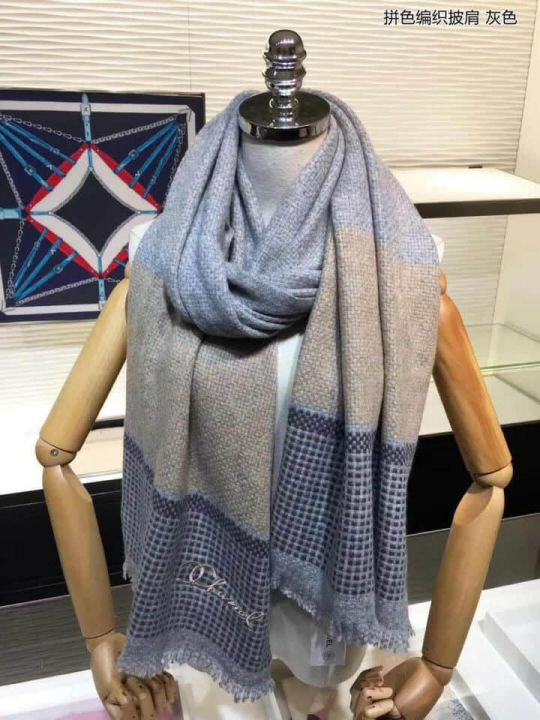 CC Cashmere Wool Women Scarves
