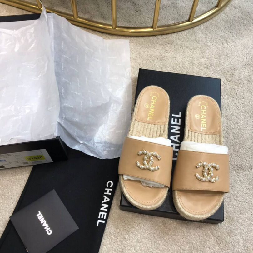 CC Slippers Women Shoes