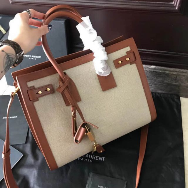 YSL 2018SS 506132 Tote Bags