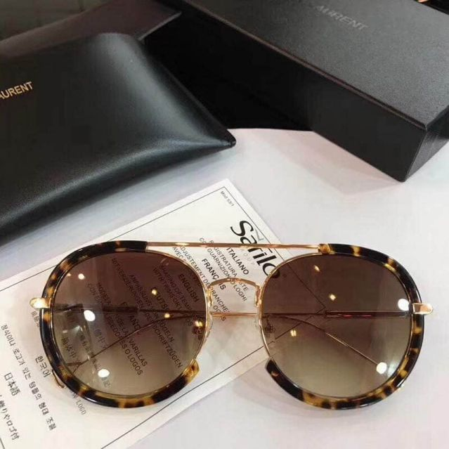 2018 YSL Vintage Women Sunglasses