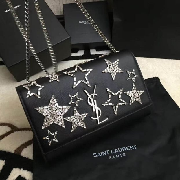 YSL/SLP Limited Edition Bag on Chain 364051 Shoulder Bags
