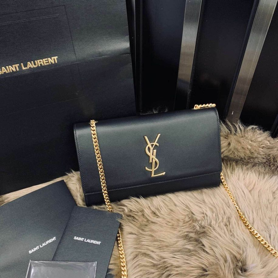 YSL KATE Bag on Chain 354021 Shoulder Bags