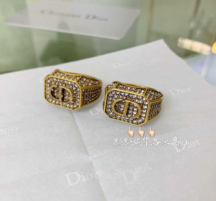 CD FULL DIAMONDS RINGS 6 7 8