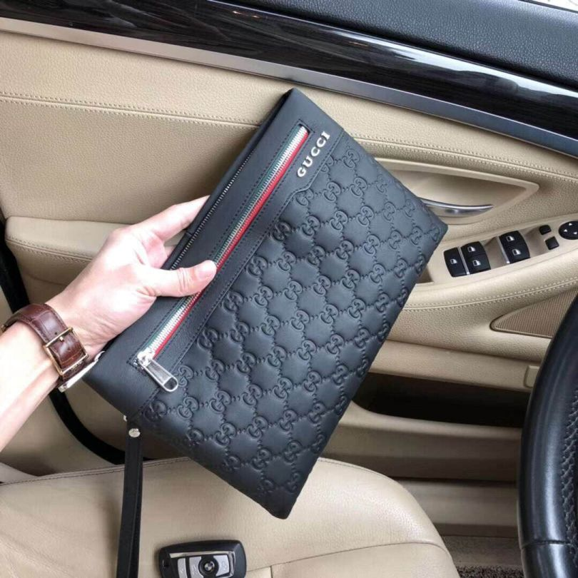 GG Men Clutch Bags