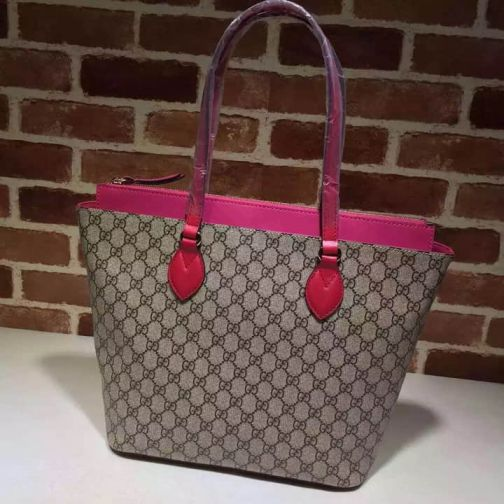 GG 15 NEW Tote 415721 Rose Women Shopping Bags