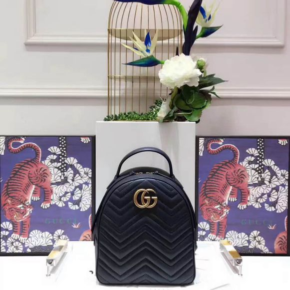 GG Marmont 476671 DTDHD 1000 Women Backpack Bags