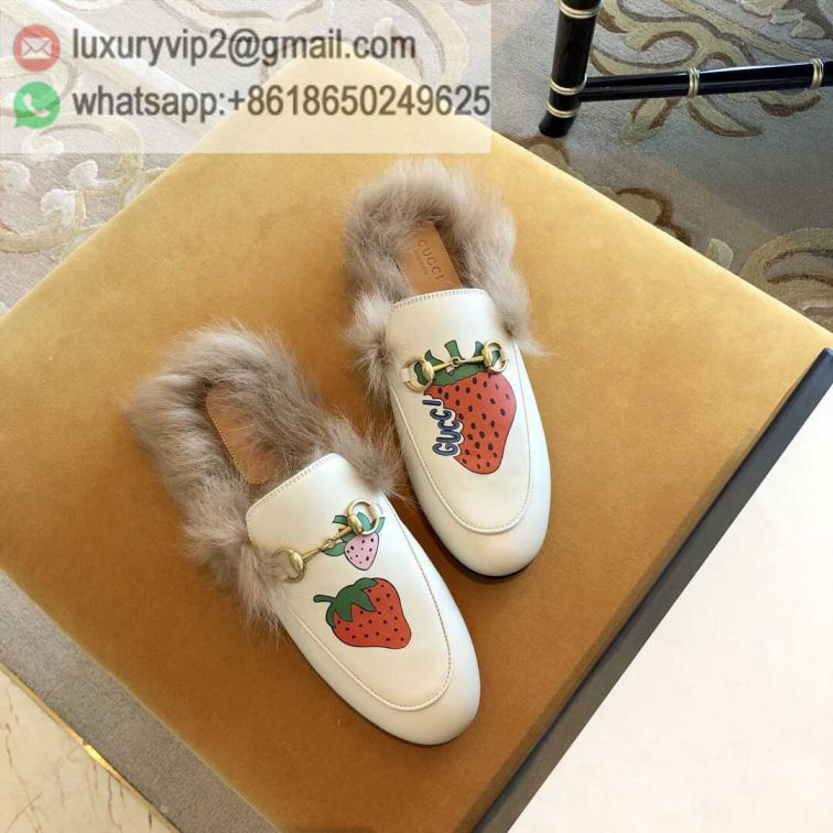 GG 2018 Slippers Women Shoes