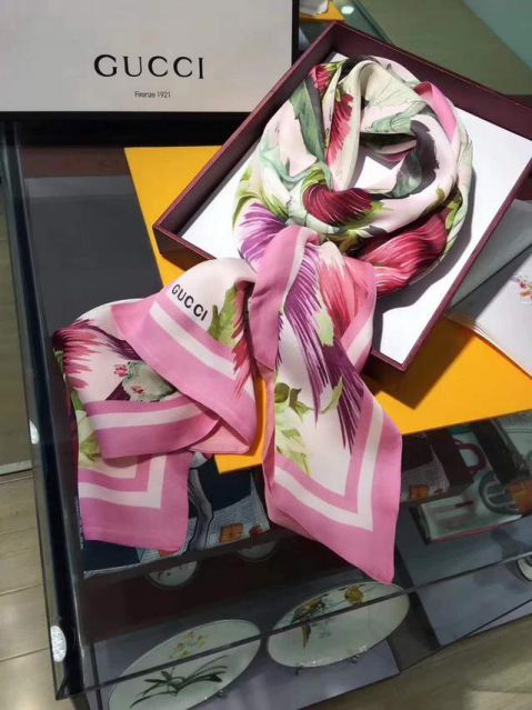 GG Silk Women Scarves
