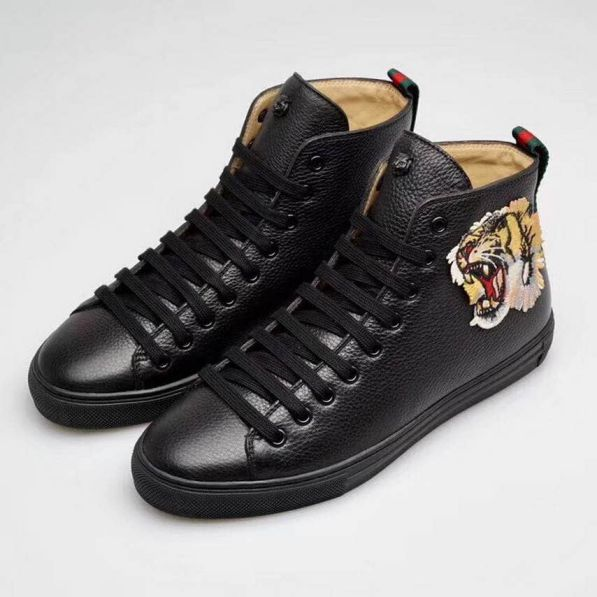 GG High Men Shoes