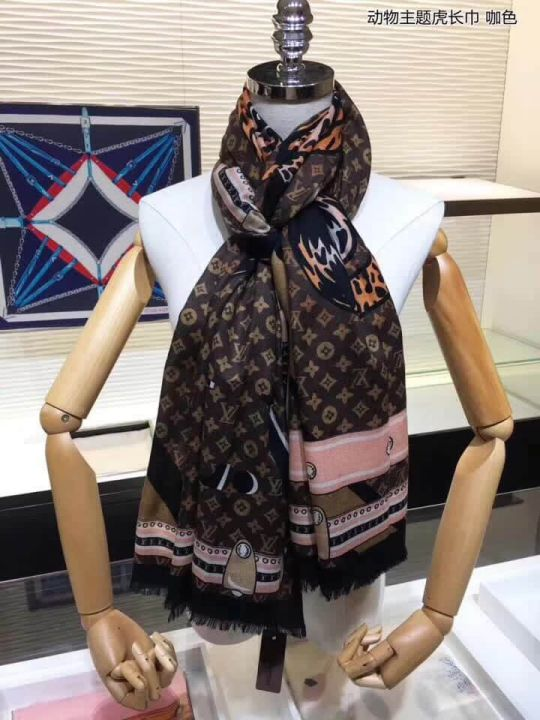 GG 2018 Women Scarves