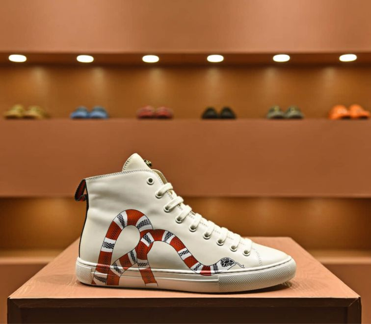 GG 18 High Men Shoes