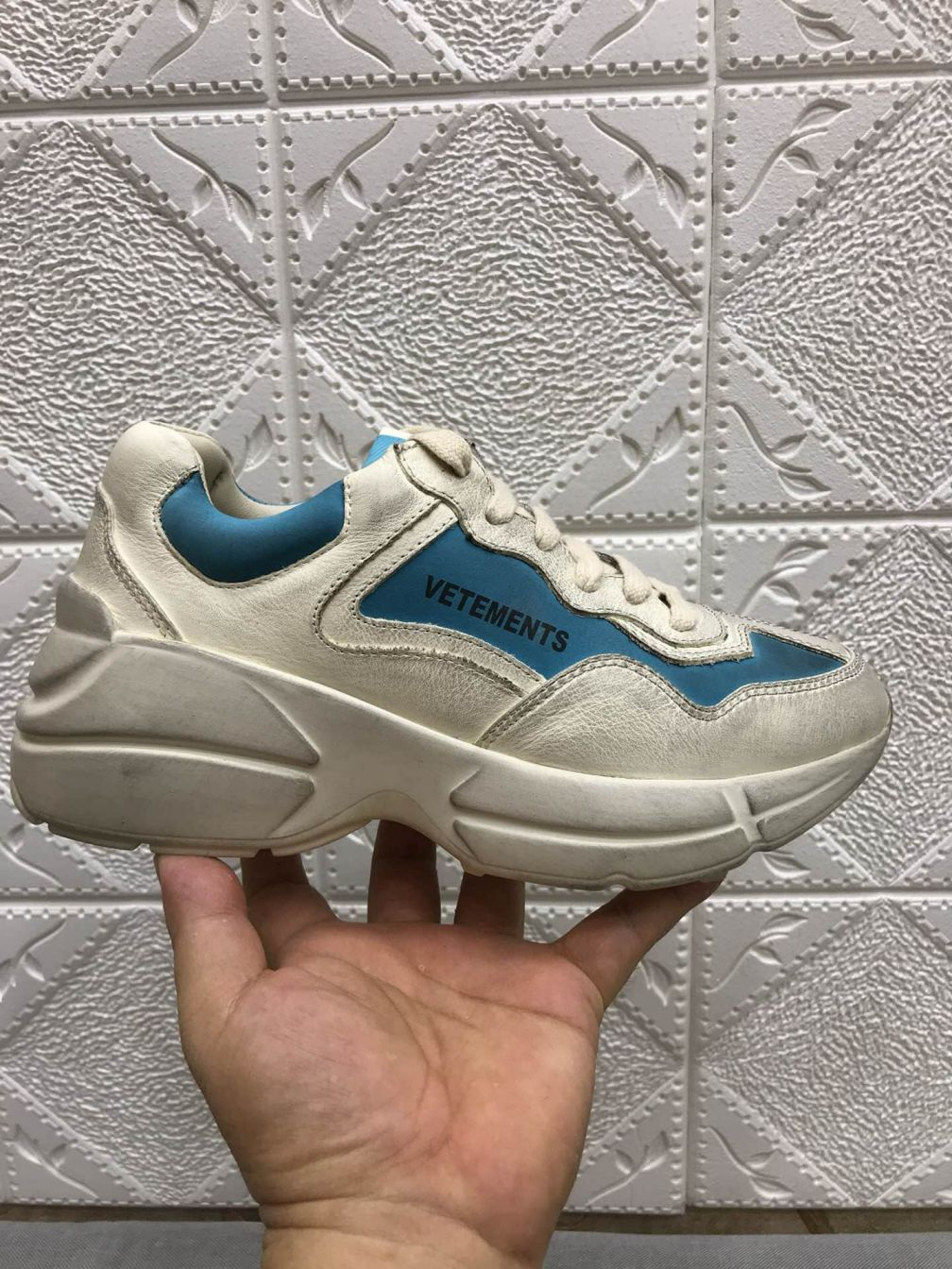 GG Rhyton VETEMENTS Women Sneakers