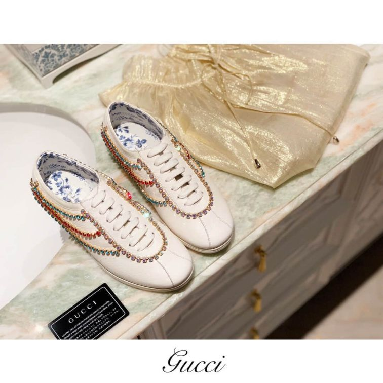 GG 2019Falacer GG logo Causal Women Shoes