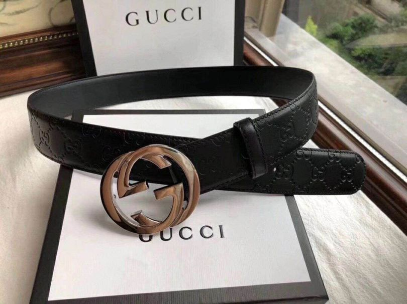 Classic GG Leather 38mm Men Belts