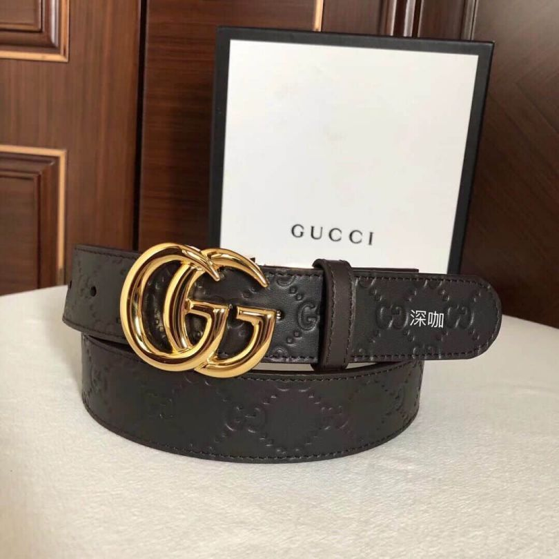 GG logo 36mm Men Belts