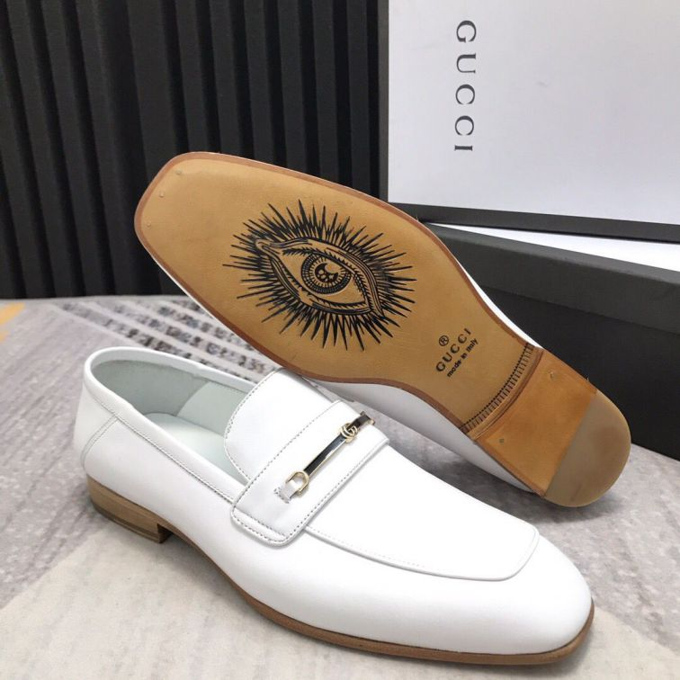 GG Leather GG Loafer Men Shoes