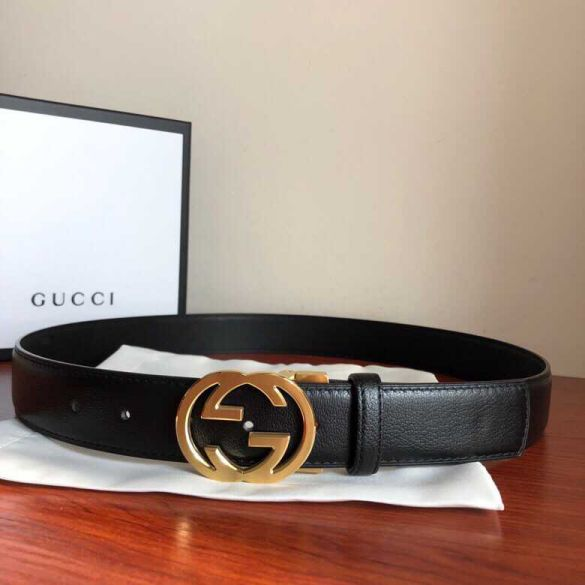 GG Leather 35mm Men Belts