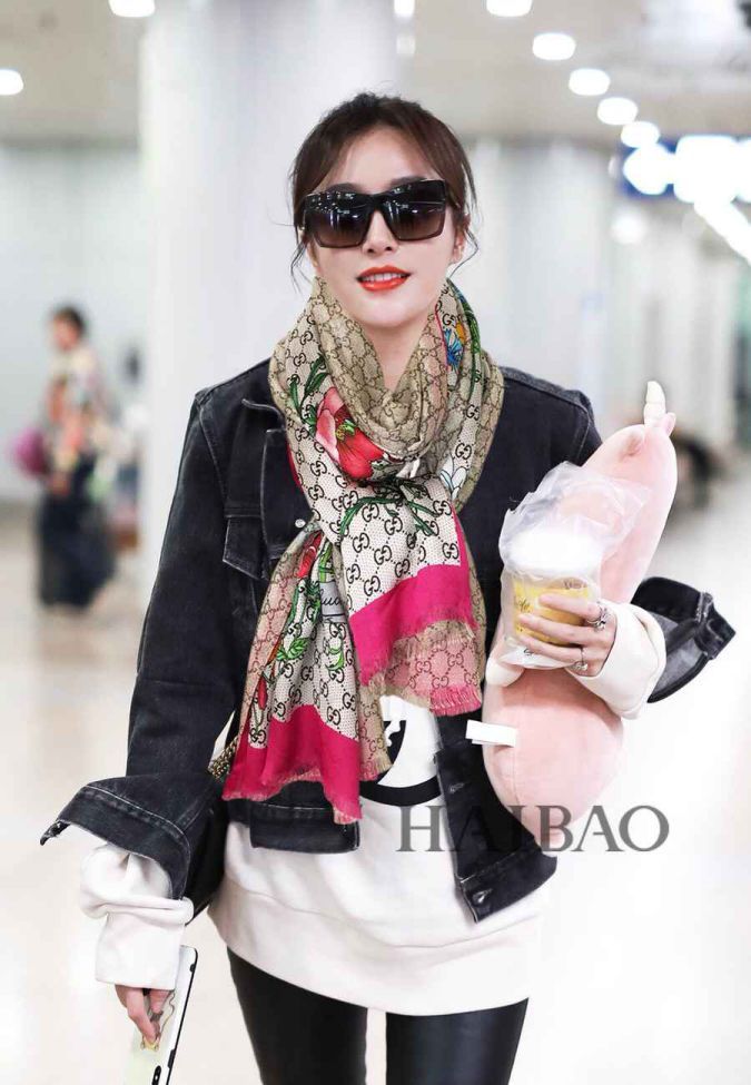 GG 100% Mulberry Silk Women Scarves