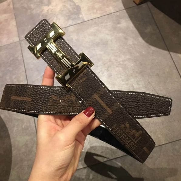 38mm Leather Belts