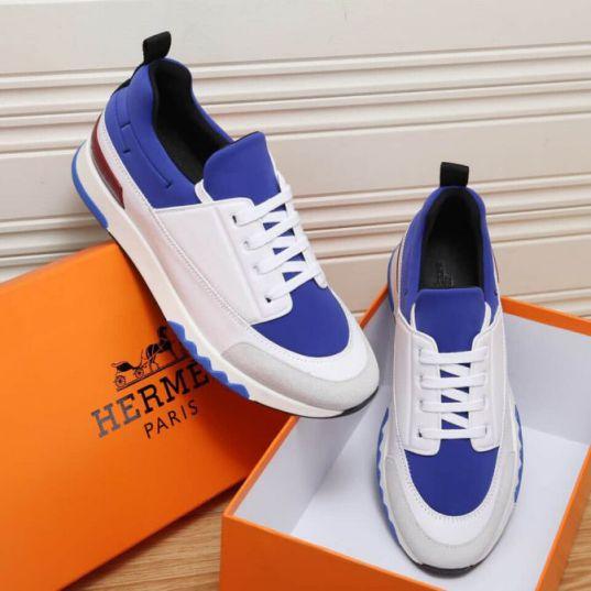Hermes 2018 Men Sneakers
