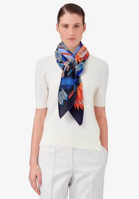 Hermes 2017 Women Scarves