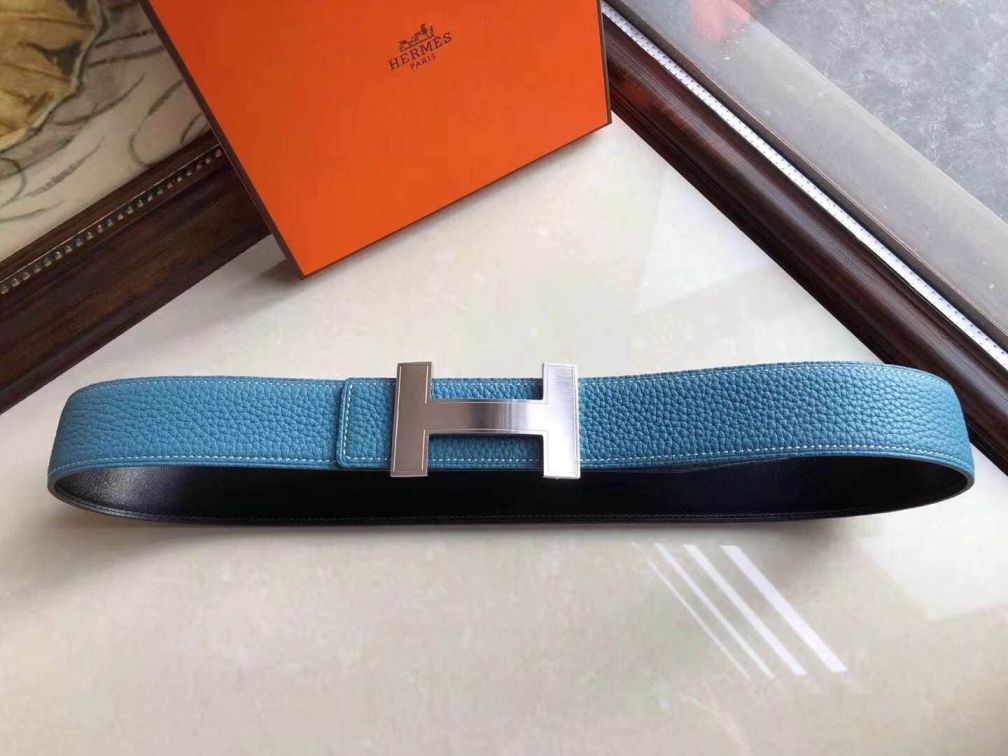 Hermes 2018SS Reversible Men Belts