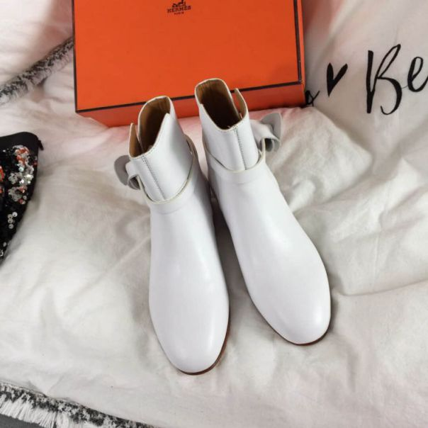 Hermes 2018 Classic kelly Women Shoes