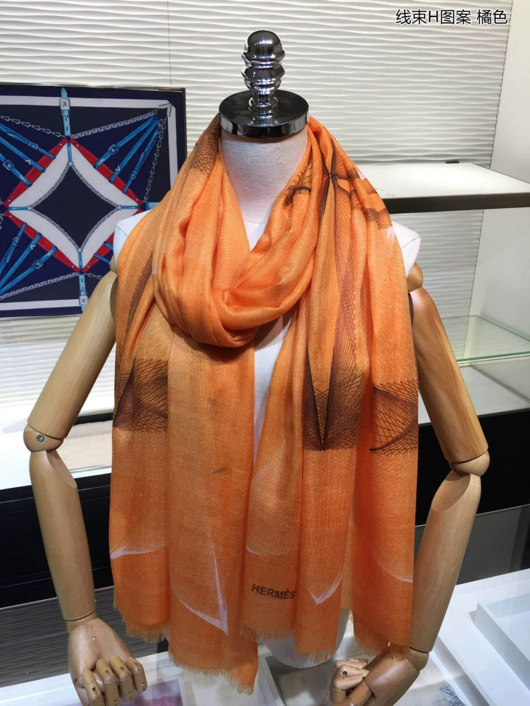 2018 H Hermes 2018 Women Scarves