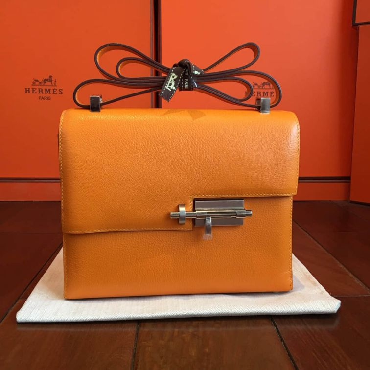 Hermes in stock verrou Women Shoulder Bags