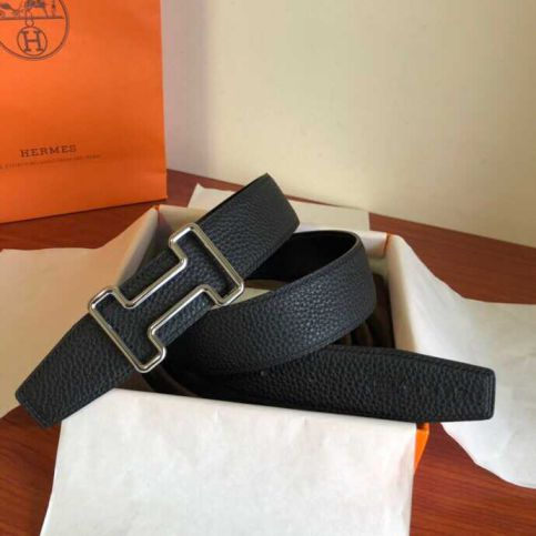 Hermes Tonight Metal Reversible 38mm Men Belts
