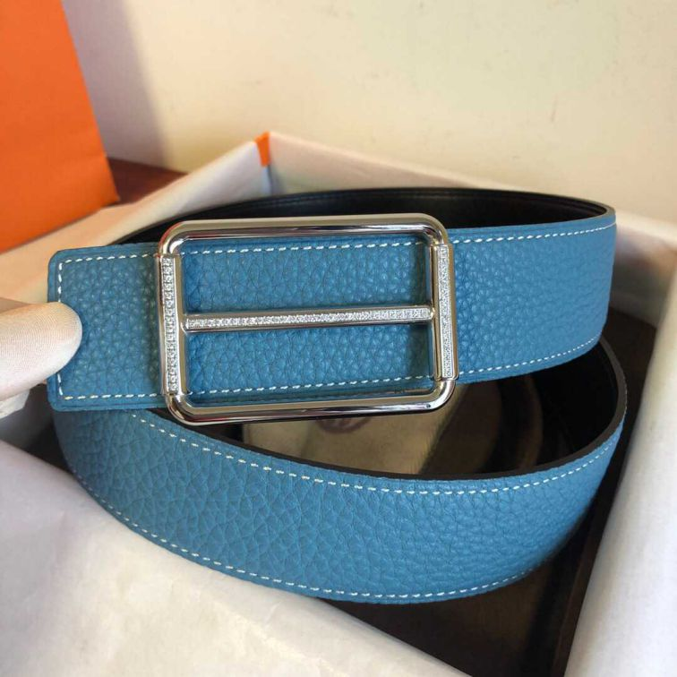 Hermes Reversible 38mm Men Belts