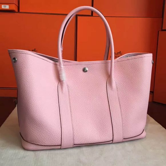 Hermes 3Q togo Garden party 36CM Women Shopping Bags