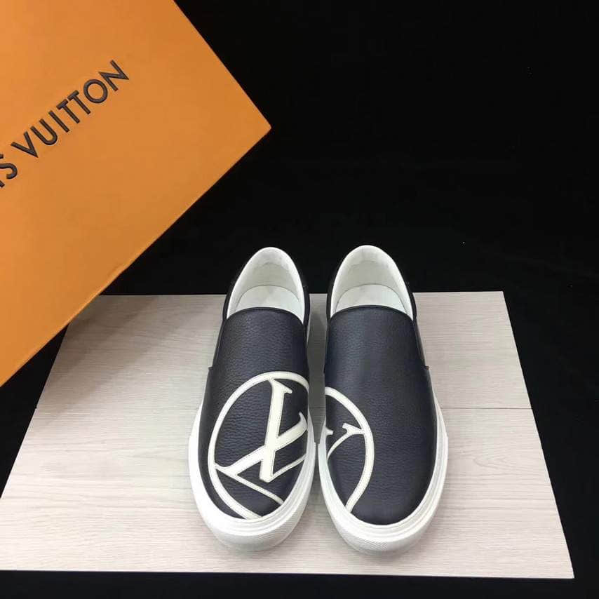 Leather Causal Men Casual Shoes
