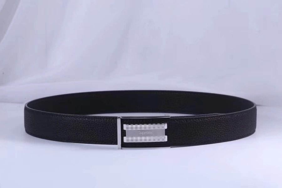 LV x Supreme 2018 Men Belts