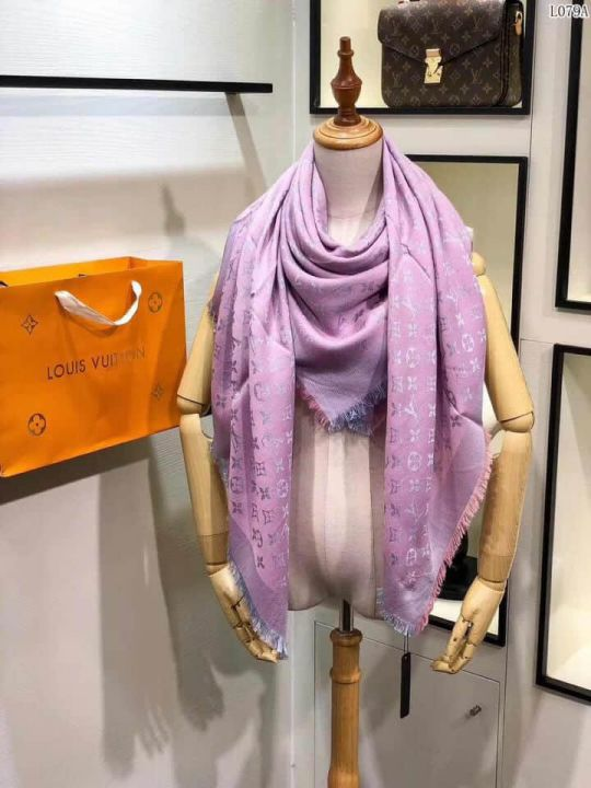 LV Monogram Women Scarves