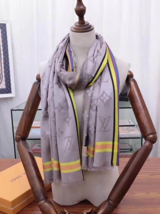 LV Limited Edition Reversible Women Scarves