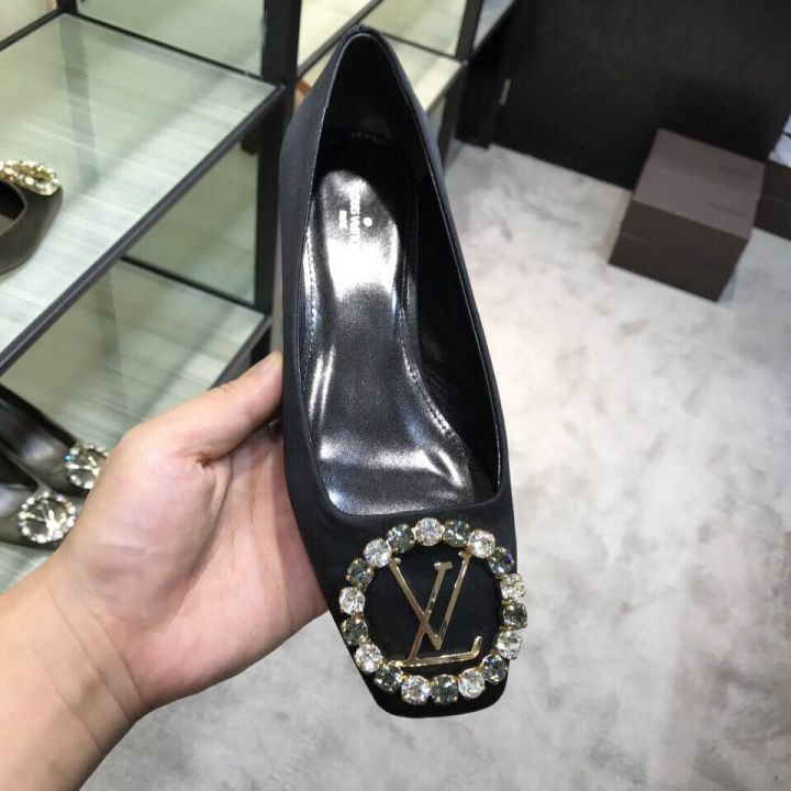 2018 LV MADELEINE Heels Women Sandals