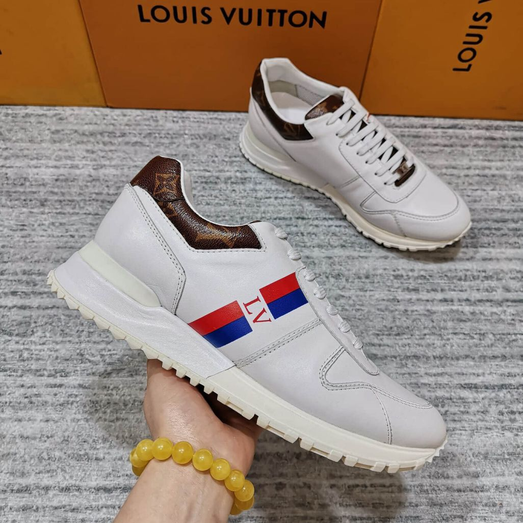 LV Run Away Men Sneakers