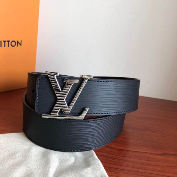 LV Initiales. 40mm Black Epi :M9229 Men Belts