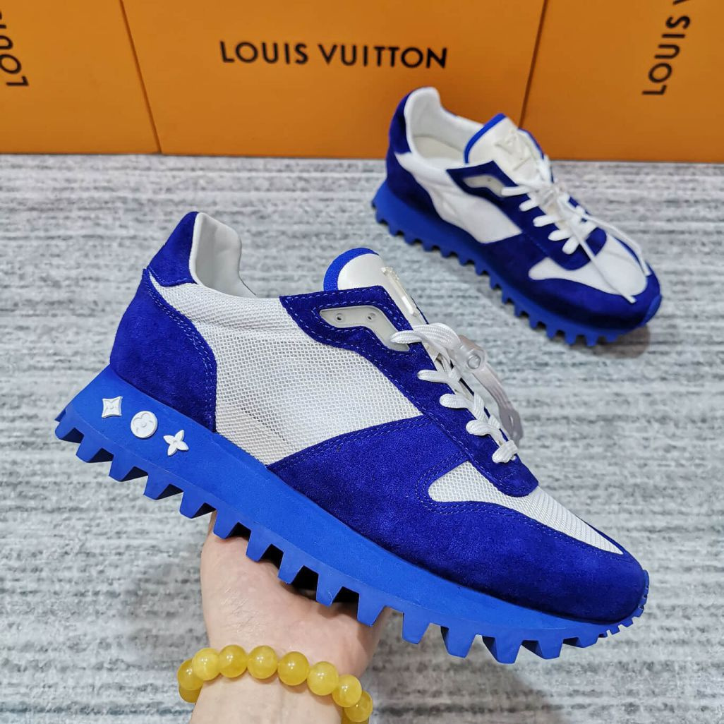 LV RUNNER Men Sneakers