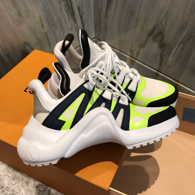 2018 LV ARCHLIGHT Women Sneakers