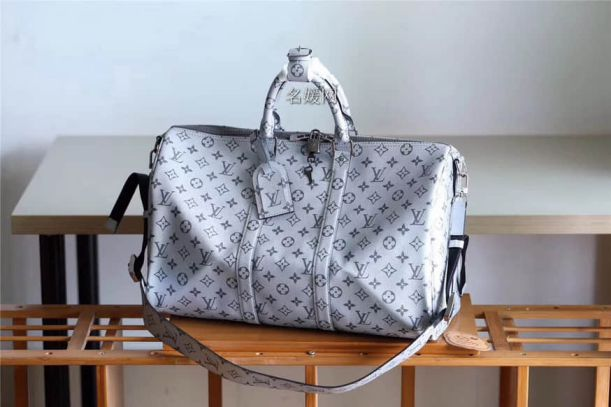 LV 2018 KEEPALL 45 M43858 Travel Bags