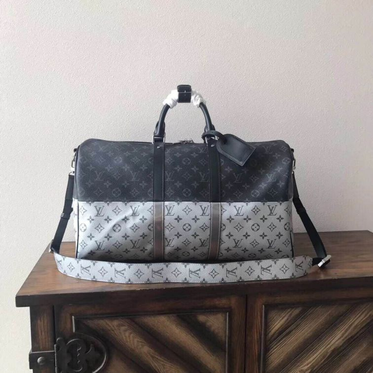 LV 2018 Split Keepall 50 M43817 Travel Bags